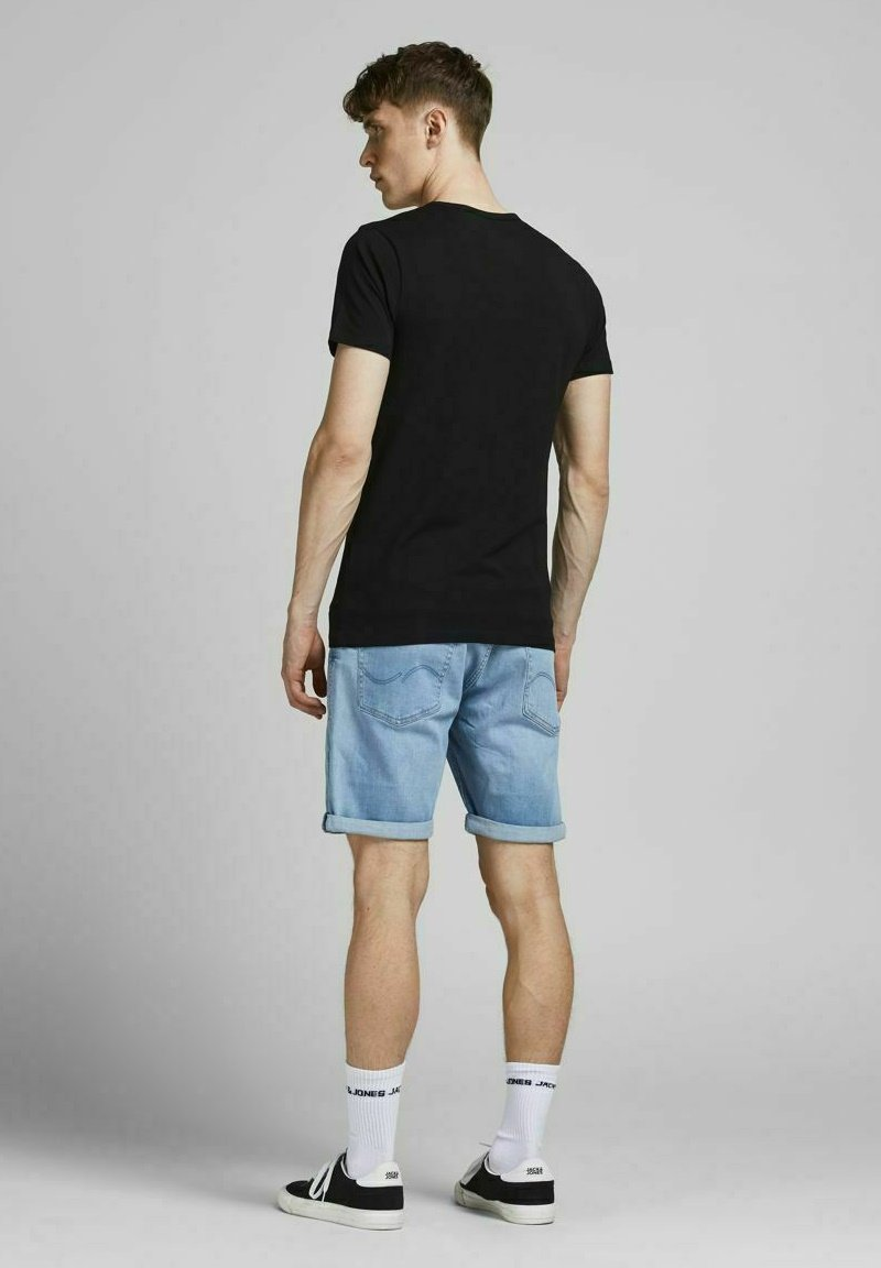Herren 3 PACK RICK ORIGINAL AGI - Jeans Shorts