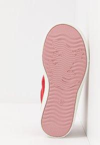Lurchi - SIBBI - Sneakers alte - red - 4