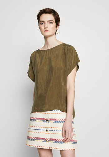 SOMIA - Blouse - olive