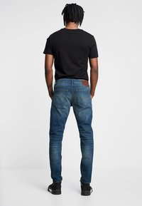 G-Star - 3301 SLIM - Jean slim - medium aged - 2