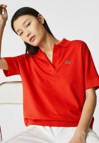 Lacoste - Polo shirt - rot - 4