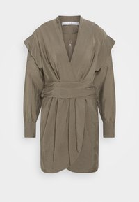 Iro - KOYU - Jersey dress - grey - 3