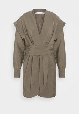 KOYU - Jersey dress - grey
