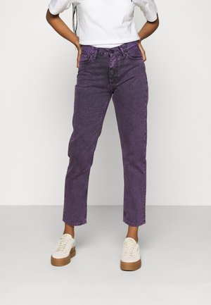 PAGE CARROT ANKLE PANT - Slim fit jeans - dark iris