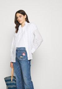 Polo Ralph Lauren - JENN FULL LENGTH FLARE - Bootcut jeans - blue - 3