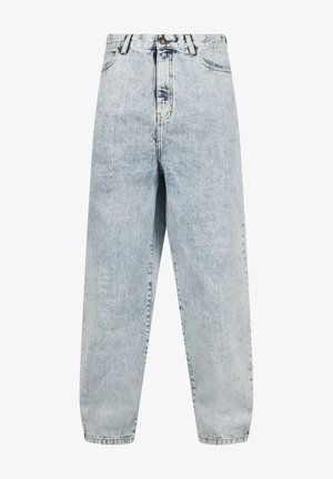 Relaxed fit jeans - lighter washed