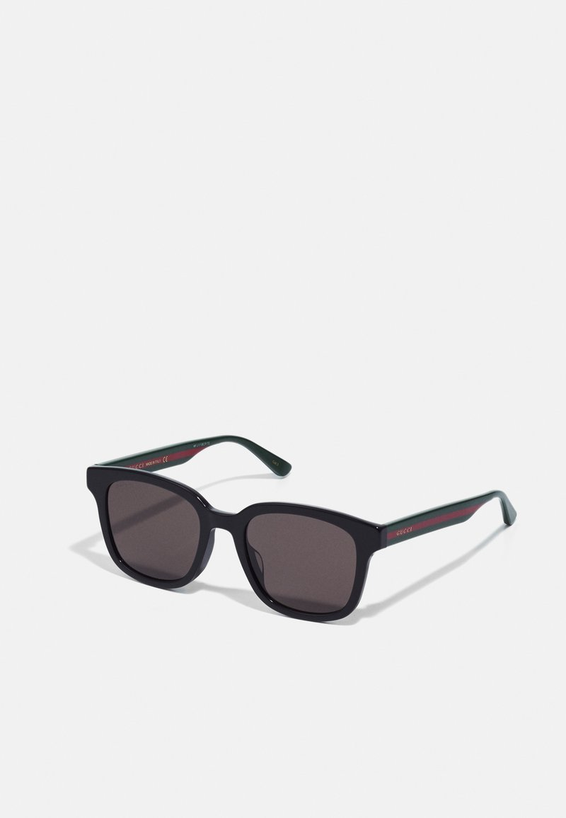 Gucci - Sunglasses - black/green/grey