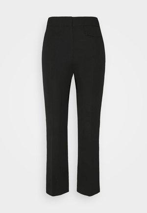 PENELOPE TROUSER - Trousers - black
