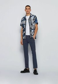 BOSS - Trousers - dark blue - 1