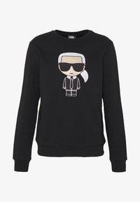 KARL LAGERFELD - CREWNECK - Sweatshirt - black - 4