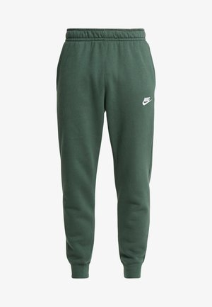 CLUB - Tracksuit bottoms - galactic jade
