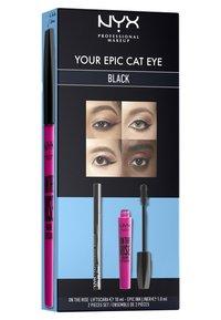 Nyx Professional Makeup - EPIC CAT EYE SET - Makeup set - - - 5