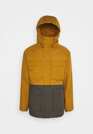 RENTON WINTER 5K JKT - Veste d'hiver - golden brown