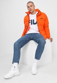 Schott - NEBRASKA - Winter jacket - orange - 1