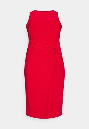 KAVA SLEEVELESS DAY DRESS - Kotelomekko - orient red