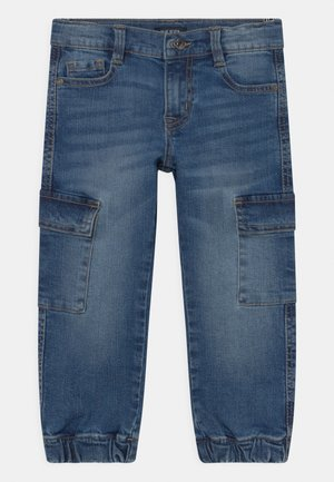 BOYS - Jeans relaxed fit - jeansblau