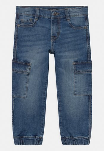 BOYS - Relaxed fit jeans - jeansblau