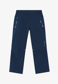 TrollKids - KIDS FJELL - Outdoor trousers - mystic blue - 3
