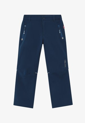 KIDS FJELL - Pantalons outdoor - mystic blue