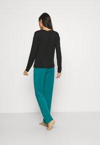 Calvin Klein Underwear - SLEEP PANT - Pyjama bottoms - turtle bay - 2