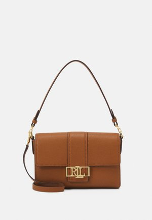 CLASSIC PEBBLE SPENCER - Borsa a tracolla - tan