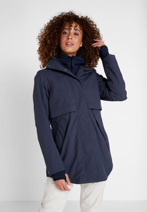 EDITH WOMEN - Parka - navy dust