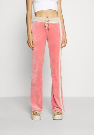 JOGGERS - Tracksuit bottoms - pink