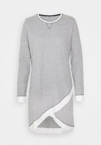 Esprit - ALDERCY NIGHTSHIRT - Nightie - medium grey - 5