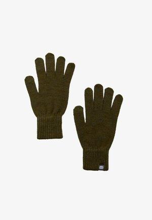 BASIC - Gloves - dark green
