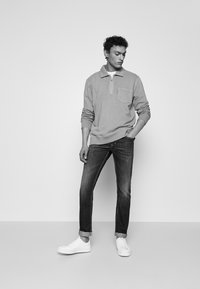Dondup - PANTALONE GEORGE - Jeans Tapered Fit - dark blue - 3