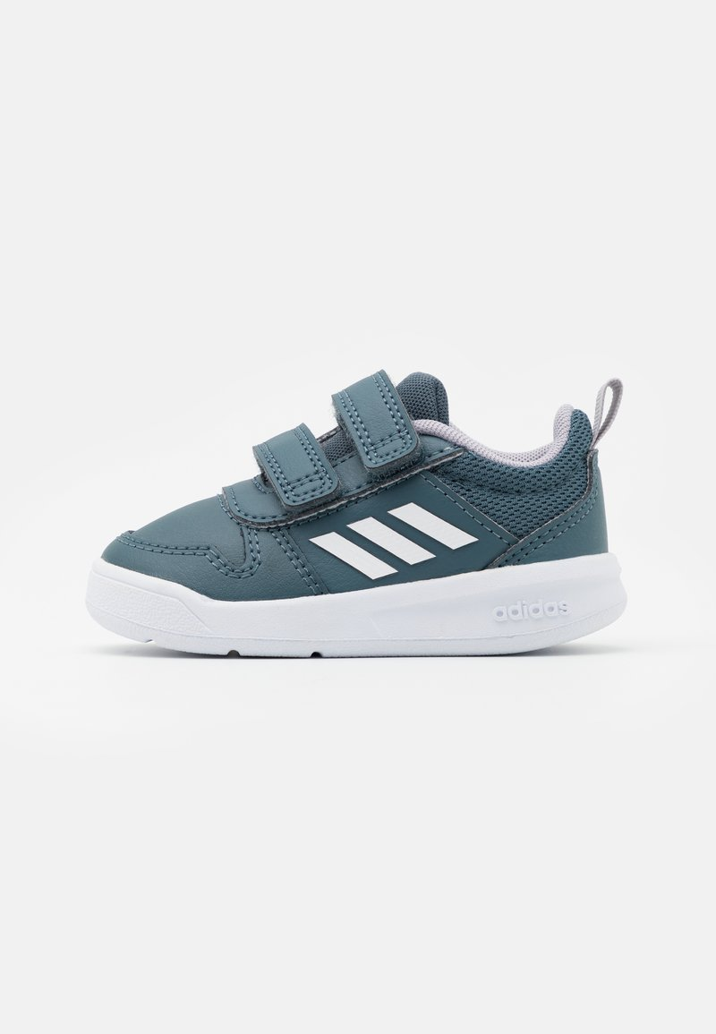 adidas Performance - TENSAUR UNISEX - Sports shoes - legacy blue/footwear white/glory grey