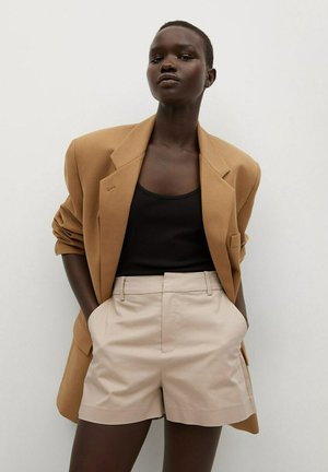 CHINO - Shorts - light pastel grey