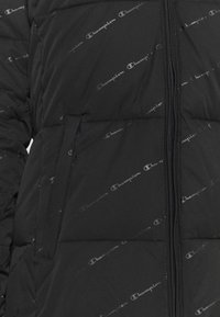 Champion - HOODED JACKET LEGACY - Training jacket - black - 2