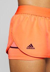 adidas Performance - CLUB SHORT - Sports shorts - apricot - 3