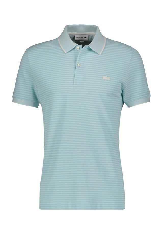 Polo shirt - aqua (53)
