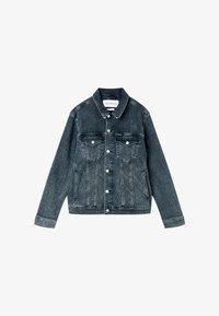 Calvin Klein Jeans - Denim jacket - denim black - 4