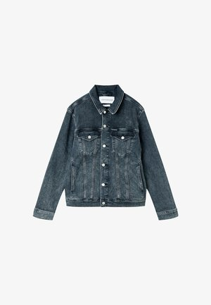 Denim jacket - denim black