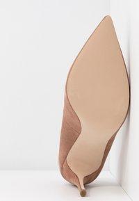Steve Madden - DAISIE - High heels - tan - 6