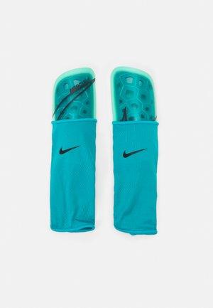 MERCURIAL LITE - Shin pads - aquamarine/green glow/off noir