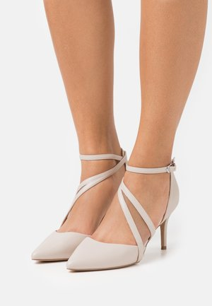 CARRIE - Klassiske pumps - beige