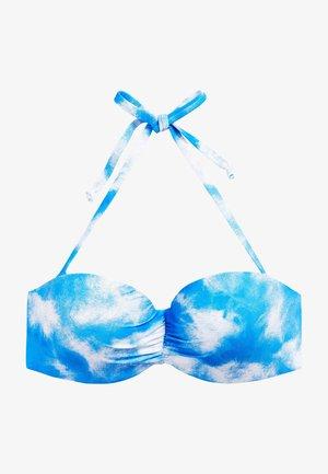 Bikinitop - blue