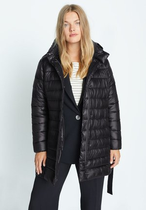 SELLER7 - Down coat - schwarz