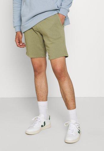 Shorts - oil green