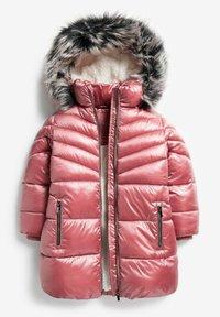 Next - Winter coat - pink - 8