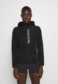 Calvin Klein Performance - JACKET - Training jacket - black - 0