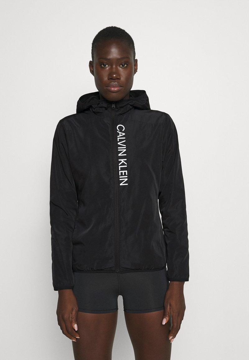 Calvin Klein Performance - JACKET - Training jacket - black
