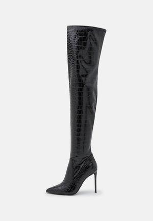 VAVA - High heeled boots - black