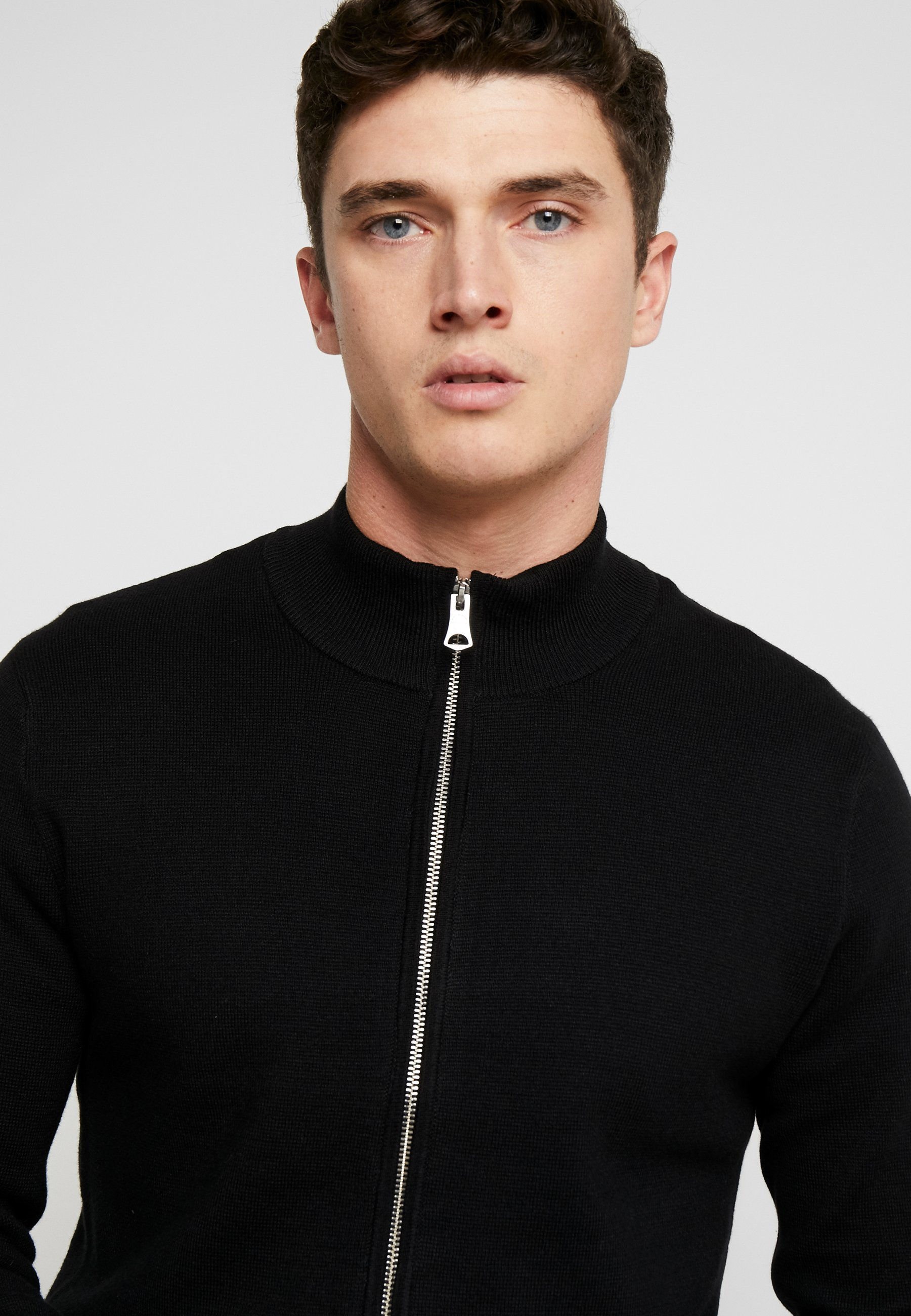 Matinique Cardo - Cardigan Black/svart
