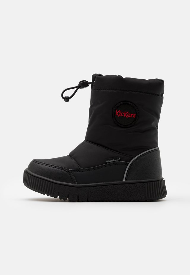 ATLAK UNISEX - Winter boots - noir