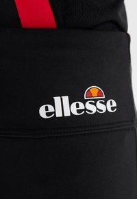 Ellesse - VIBAL - Sportovní sukně - black - 6